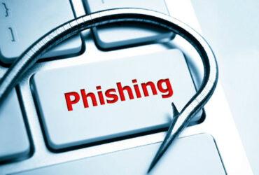 Fraude tipo 'phishing'